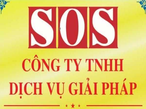 Công Ty Dịch Vụ Giải Pháp SOS Tuyển ...