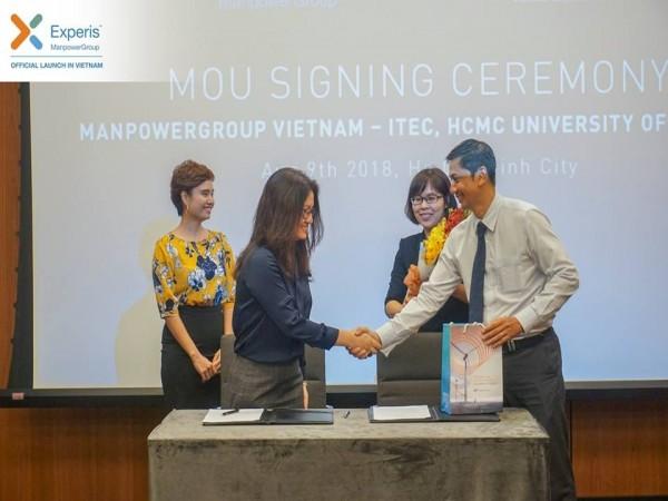 ITEC's partner in Career Development ...